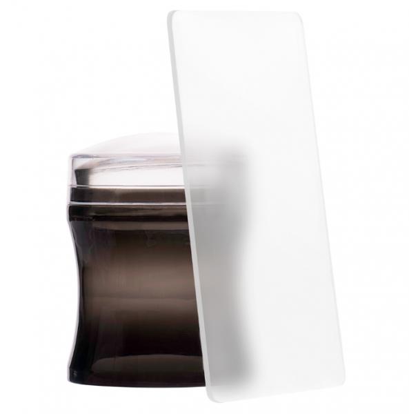 IRISK Печать-стик для стемпинга, черная