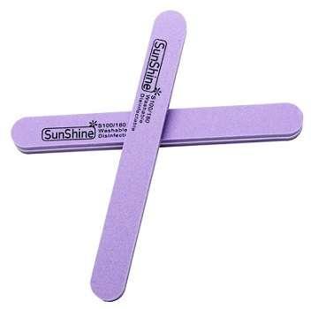 Sunshine Баф фиолетовый (100/180 грит)
