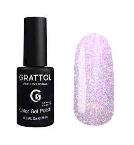 Grattol, Гель-лак Luxury stones, Quartz № 07, 9 мл.