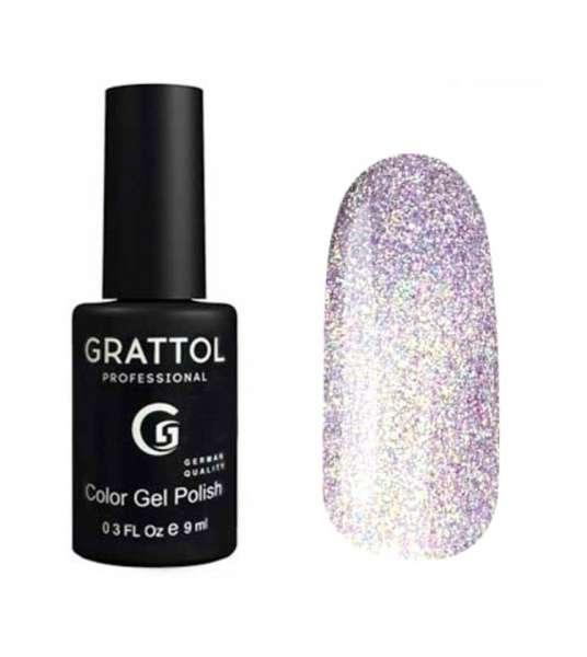 Grattol, Гель-лак Luxury stones, Quartz № 05, 9 мл.