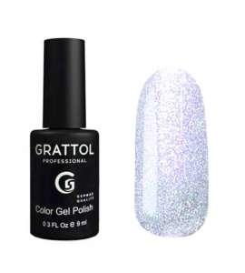 Grattol, Гель-лак Luxury stones, Quartz № 01, 9 мл.