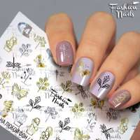 Fashion Nails, слайдер-дизайн, G-48