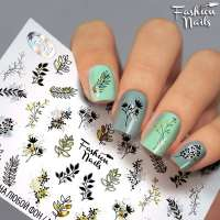 Fashion Nails, слайдер-дизайн, G-51