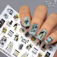 Fashion Nails, слайдер-дизайн, G-72