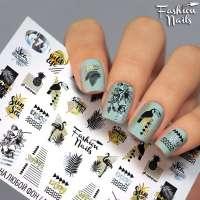 Fashion Nails, слайдер-дизайн, G-72