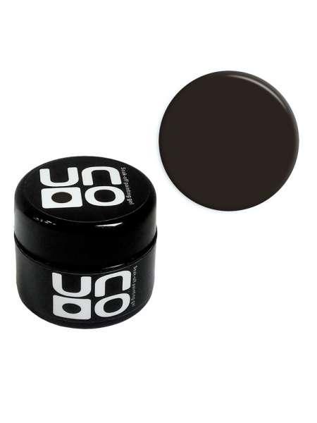 UNO Гель-краска Black, черная без л/с, 5 гр.