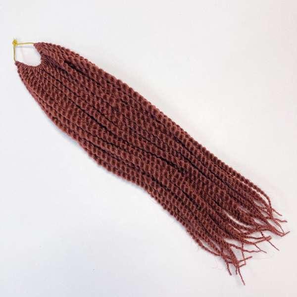 Mini Сенегал Твист № 27, 29 шт, 40 см