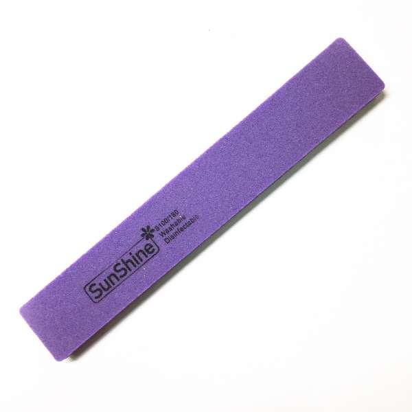 Sunshine Баф широкий (100/180 грит), фиолетовый