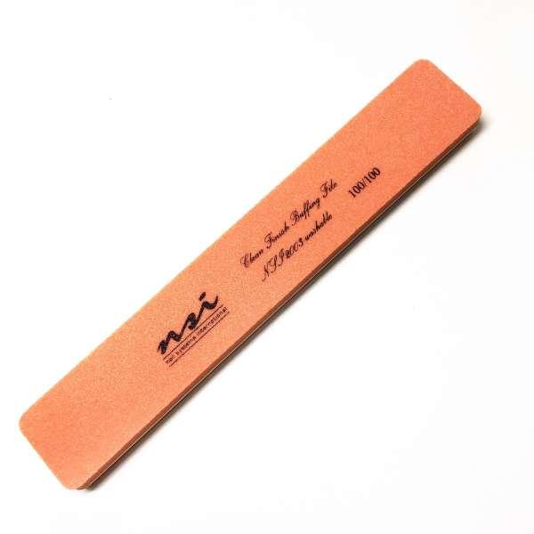 Sunshine Баф широкий (100/100 грит), оранжевый