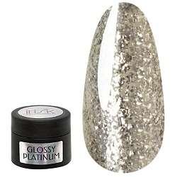 Irisk, Жидкая фольга Glossy Platinum №12, 5 мл.