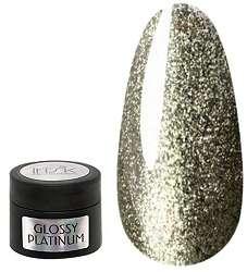 Irisk, Жидкая фольга Glossy Platinum №45(1), 5 мл. (Уценка)