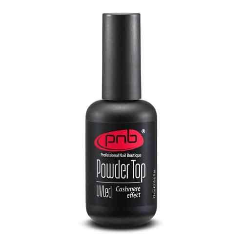PNB, Топ Powder с эффектом кашемира, 17 мл.
