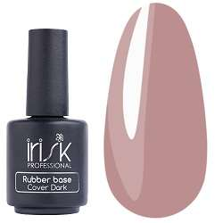 Irisk, База каучуковая камуфлирующая, Rubber Base Cover Dark, 18 мл.