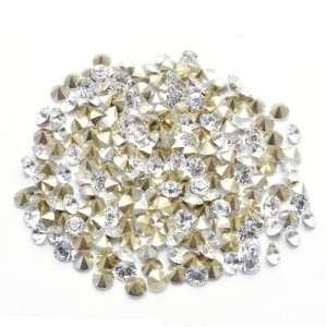 Swarovski Crystal Хрустальная крошка SS3, голография