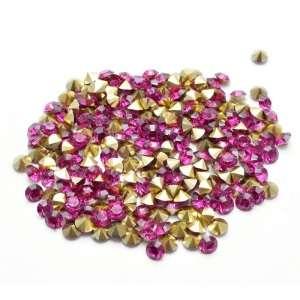 Swarovski Swarovski Crystal Хрустальная крошка SS5, фиолетовые