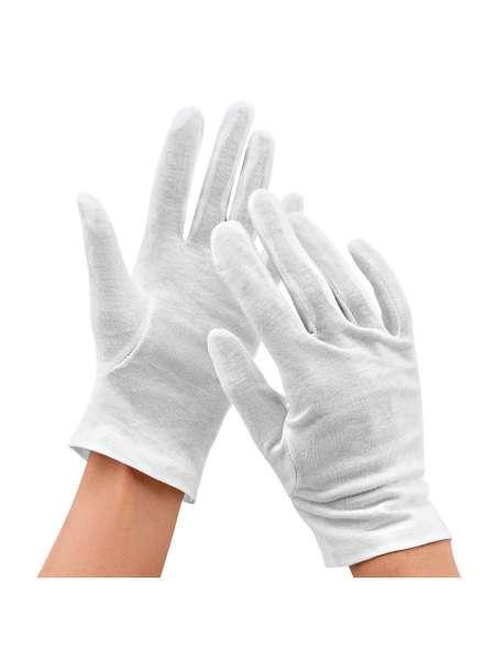 Перчатки из 100% хлопка, one size, 1 пара