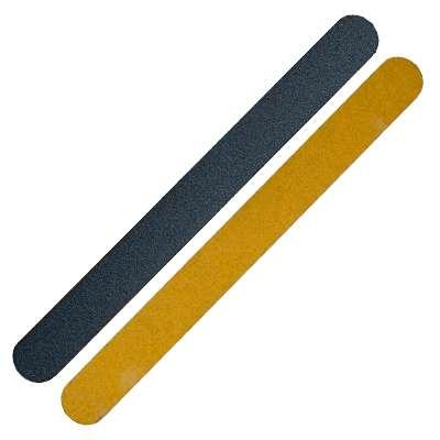 IRISK Полотна сменные овальные, 20*180 мм, 120 грит, 10 шт.