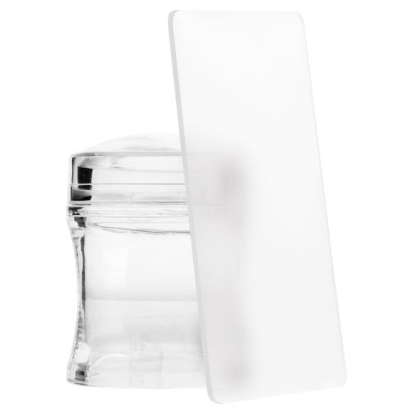 IRISK Печать-стик для стемпинга, прозрачная