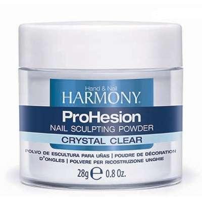 Harmony ProHesion Crystal Clear Powder, 28 g - прозрачная акриловая пудра, 28 г