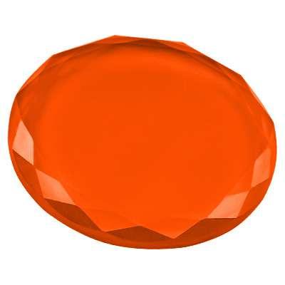 Irisk, Кристалл для клея Lash Crystal Rainbow (оранжевый)