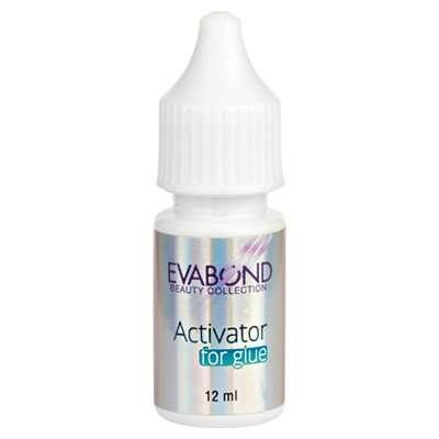 EVABOND, активатор клея для ресниц, 12мл.