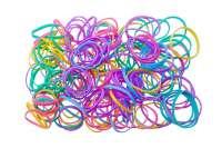 Силиконовые резиночки цветные 540 шт.
