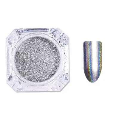 Втирка Prisma Platinum № 2, цвет серебра