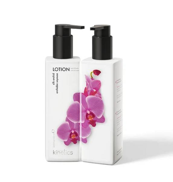 Kinetics Лосьон для рук и тела Шелковая Орхидея, 250 мл.