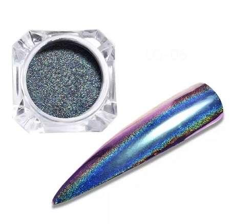Втирка Prisma Platinum № 5, цвет синий