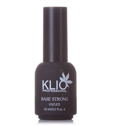 KLIO Professional База каучуковая Strong, 16 мл.