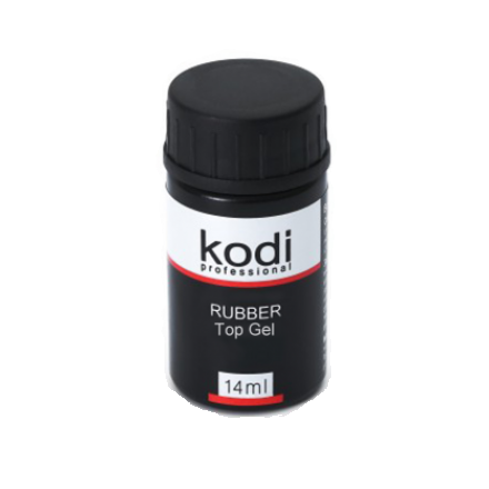 Kodi, Каучуковый топ, Rubber Top, 14 мл