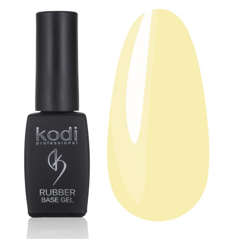 KODI Professional Цветная база Color Base Vanilla, 8 мл.